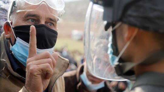 غزة: 1425 إصابة جديدة بكورونا