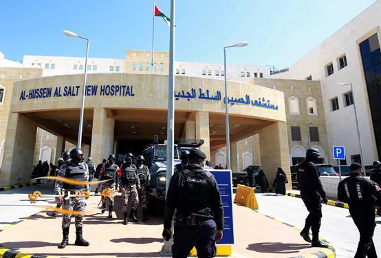 الإفراج عن مدير صحة البلقاء الدكتور وائل العزب