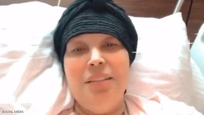 أول تعليق من فيفي عبده بعد أزمتها الصحية