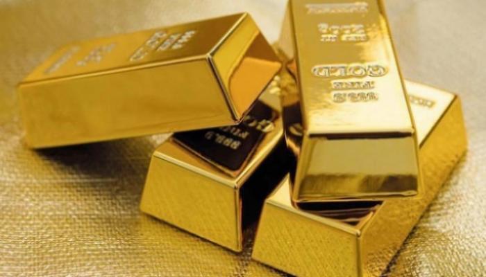 الذهب يحوم قرب ذروة 7 أسابيع