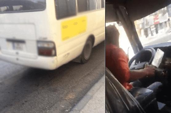 المجالي عن سائق حافلة حمل بلطة: حالة فردية