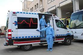 الدفاع المدني يتعامل مع 2210 حالة إسعافية