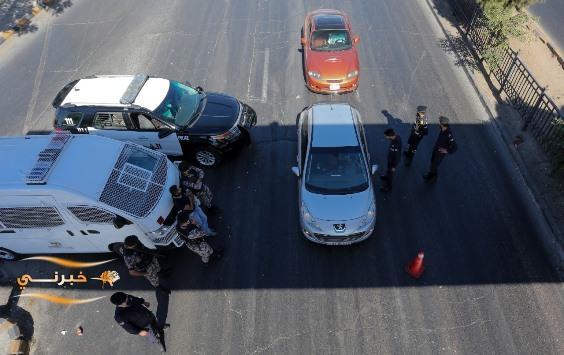 ضبط 118 مخالفا للحظر الشامل في إربد