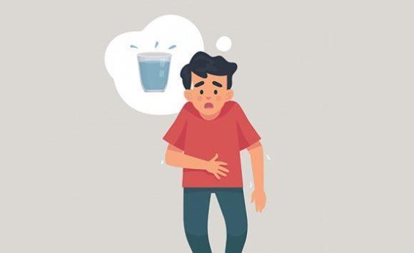 مشاكل صحية تسبب العطش طوال الوقت