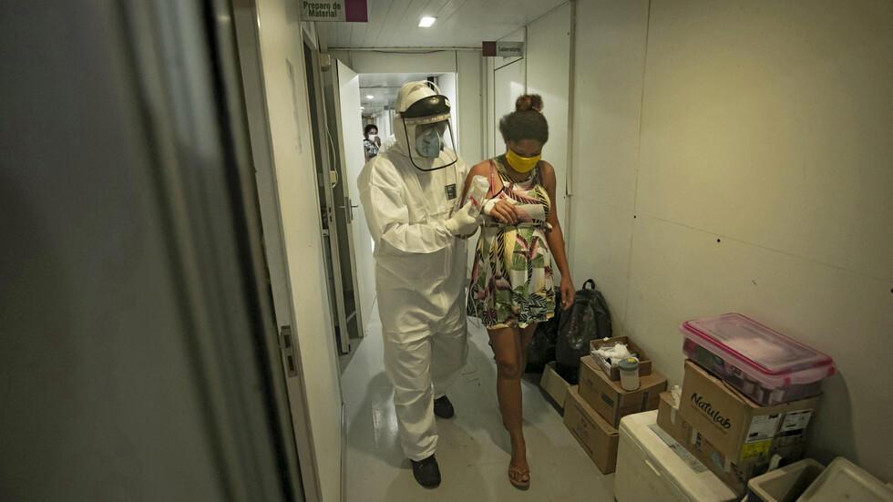 الصحة البرازيلية تدعو النساء لتأجيل الحمل بسبب كورونا