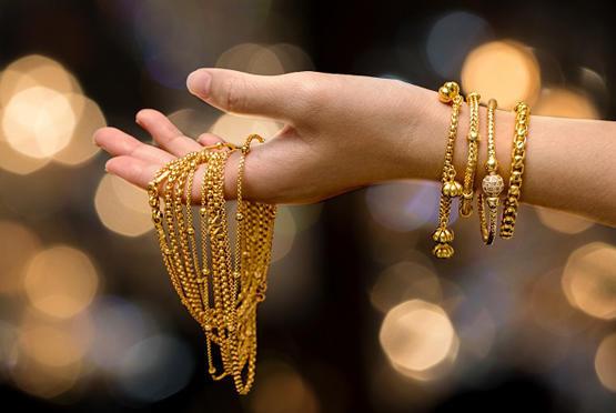 ارتفاع الذهب بواقع 60 قرشا للغرام