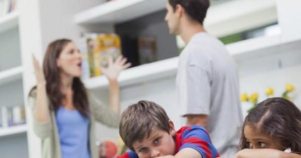 المشاكل الزوجية تحميك من خطر مُحدق