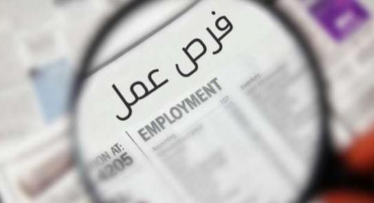 وظائف شاغرة في مؤسسة حكومية