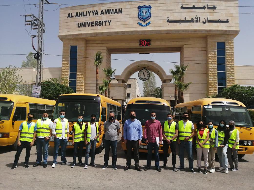 عمان الأهلية تطلق حملة لدعم الأسر العفيفة