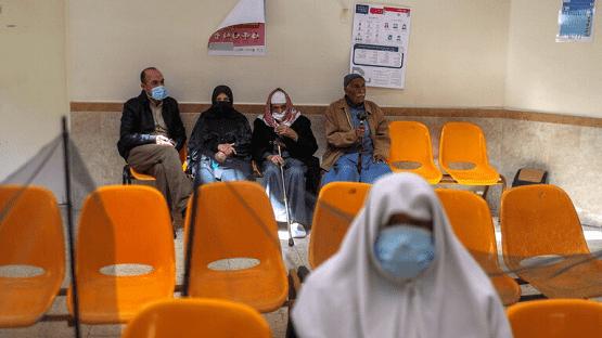 غزة تسجل أعلى حصيلة يومية بوفيات كورونا