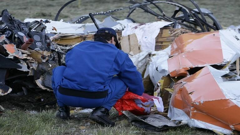 مقتل 4 أشخاص بتحطم طائرة في باريس