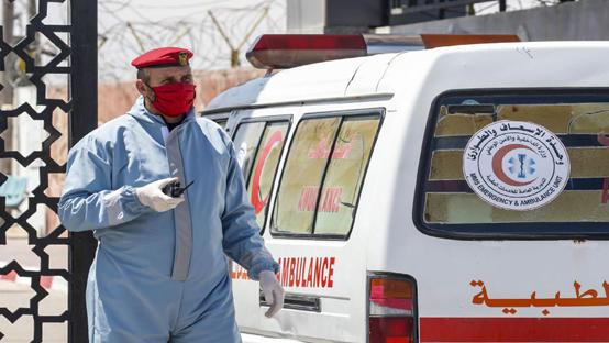 31 وفاة و2025 إصابة جديدة بكورونا في فلسطين