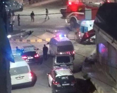 حرق وتكسير مركبات خلال مشاجرة في إربد