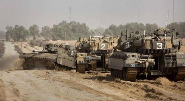 الاحتلال الاسرائيلي يتوغل شرق رفح