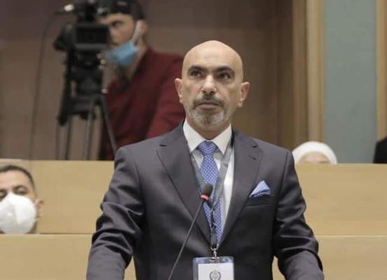 الحراسيس يطالب بـ شطب كاتب مشاريع القوانين