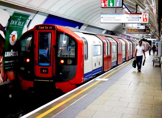 طرد مشبوه يغلق محطة قطارات في لندن