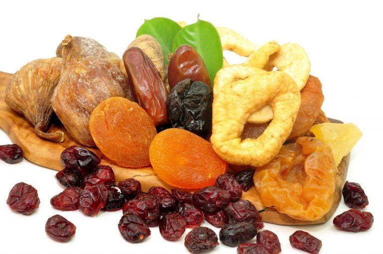 هل الفواكه المجففة مفيدة في رمضان؟