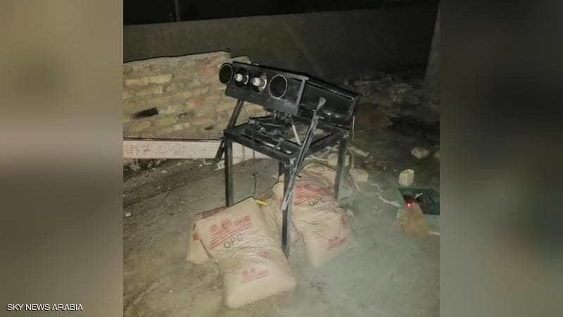 كشف تفاصيل الهجوم قرب مطار بغداد