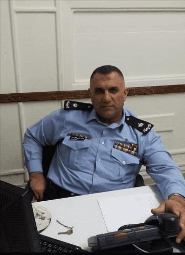 وفاة الحاج أحمد سليم الفلاح الحياري