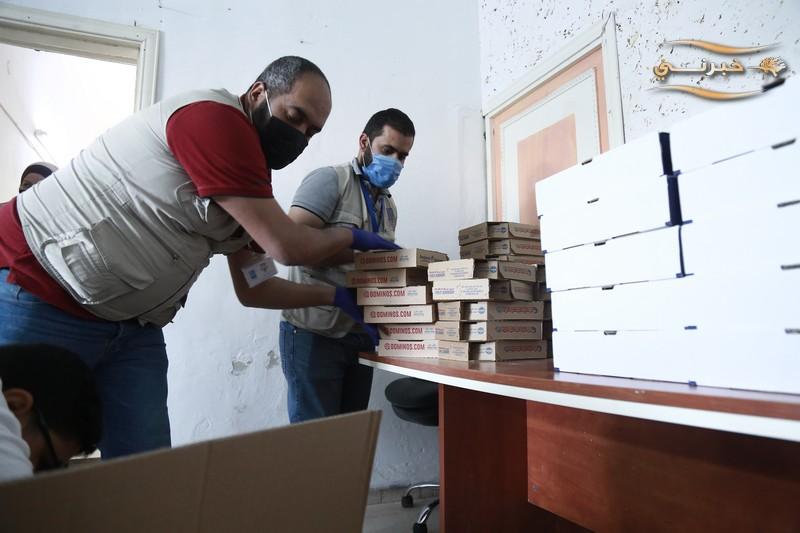 تكية أم علي: زكاتك تطعم 20,000 أسرة محتاجة