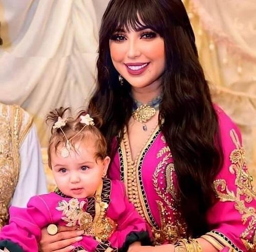 تسريب صورة تكشف ملامح ابنة دنيا بطمة الصغرى