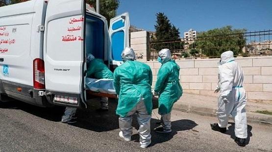 15 وفاة و512 إصابة بكورونا بفلسطين