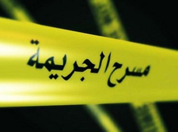 جريمة قتل في معان