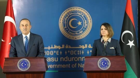 ليبيا تدعو تركيا لسحب المقاتلين الأجانب