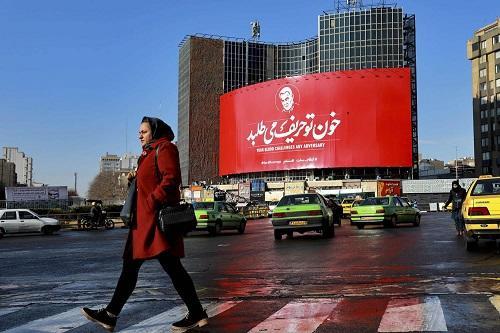 مقتل دبلوماسية أجنبية في إيران