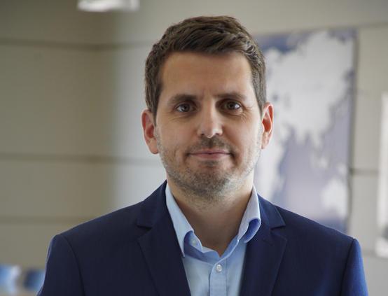 سورين كوفويد ينسين رئيساً تنفيذياً رئيساً تنفيذياً لميناء حاويات العقبة