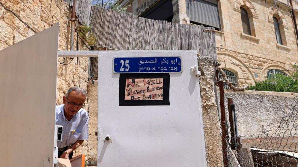 جلسة لمحكمة إسرائيلية لإخلاء بيوت الشيخ جراح
