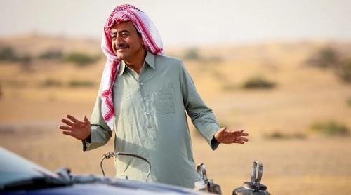 تفاعل واسع مع ناصر القصبي بدور اللص - فيديو