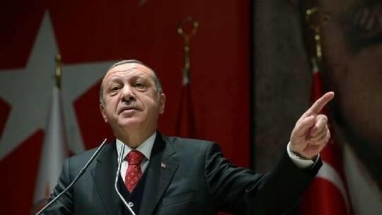 أردوغان: إسرائيل دولة إرهاب