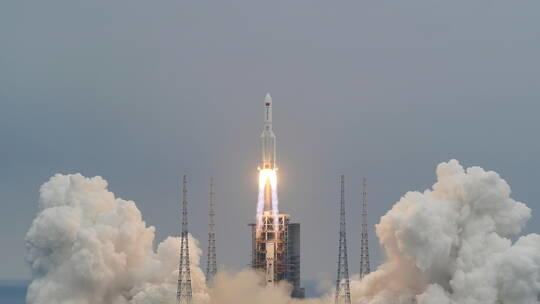 الصاروخ الصيني قد يسقط قرب سواحل مصر