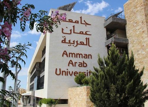 طلبة عمان العربية يحرزون مراكز متقدمة في مسابقة (ض)