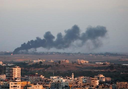 استشهاد 3 أطفال بقصف إسرائيلي في غزة