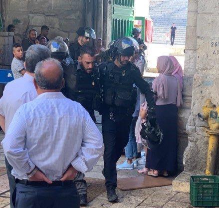 أميرة أردنية: انقذوا حي الشيخ جراح