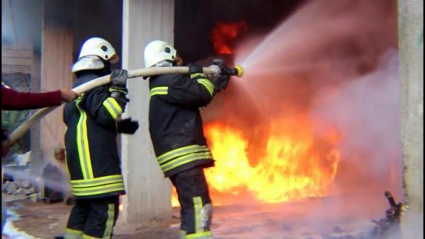 182 حريقا في الأردن