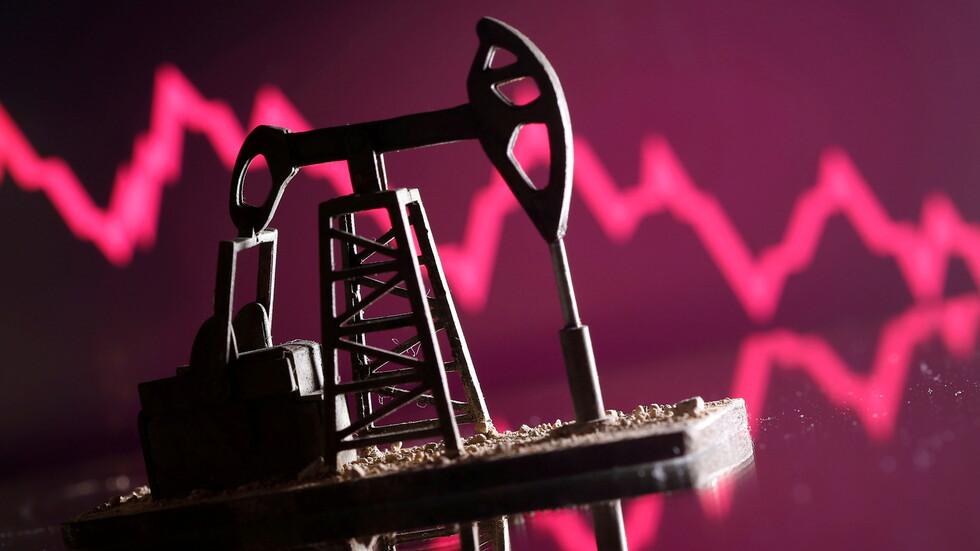 صعود النفط لأعلى مستوى في 8 أسابيع