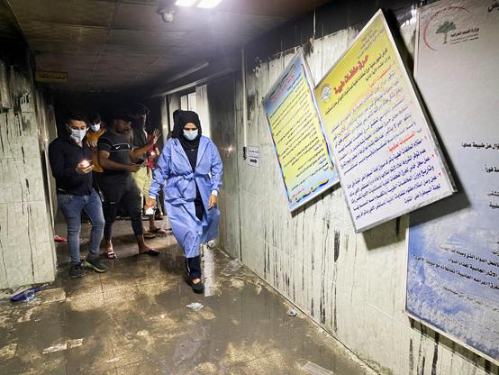 الرياض تتكفل بتأهيل مستشفى ابن الخطيب في بغداد