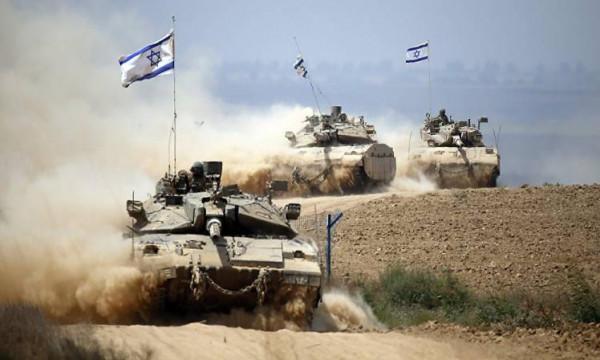 الاحتلال يبدأ عملية برية في غزة