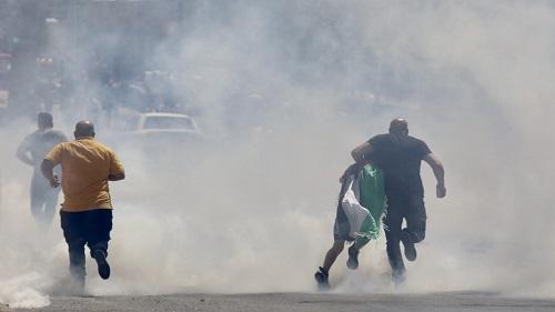 استشهاد 8 فلسطينيين بالضفة الغربية