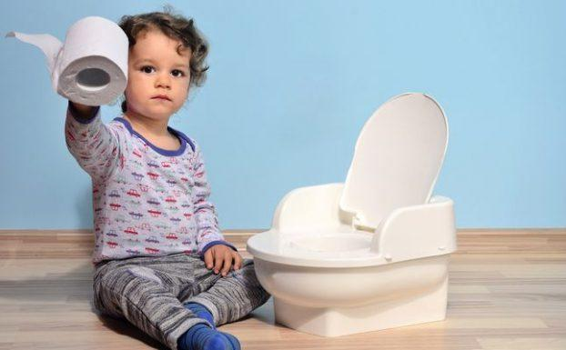 نصائح تساعد على خلع الطفل للحفاض