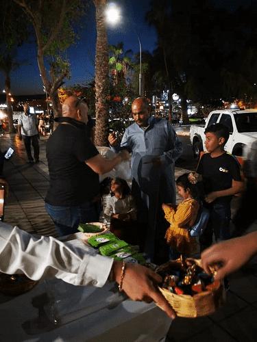 سلطة العقبه تعد برنامجا لاستقبال زائري المدينة بالعيد