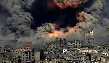 209 شهداء حصيلة العدوان الإسرائيلي على فلسطين