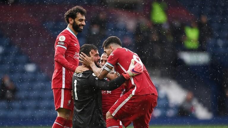 حارس ليفربول يسجل هدف الفوز في الثواني الأخيرة! - فيديو