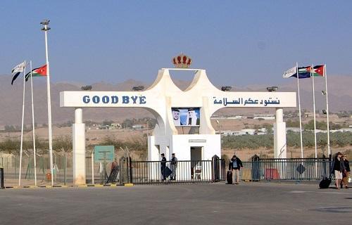 الأردن يتسلم مواطنين اثنين تسللا إلى فلسطين
