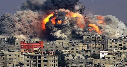 عمل أردني مصري فرنسي مشترك للتهدئة في فلسطين