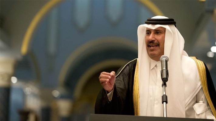 بن جاسم: قطر كانت أول من بدأ علاقات مع إسرائيل
