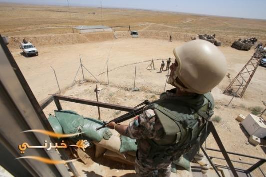 الجيش الأردني يشارك بتمرين في لبنان